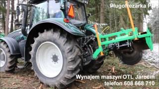 Wynajem maszyn leśnych