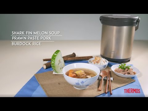 3 In 1 Shuttle Chef® One Pot Meal | Thermos® Recipes