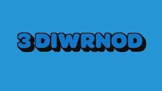 ⚠️3️⃣STWNSH SADWRN | 3 DIWRNOD | STWNSH