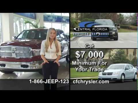 Central Florida Chrysler Jeep Dodge Ram Up To $7000 Off New In Stock