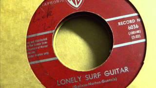 Safaris - Lonely Surf Guitar