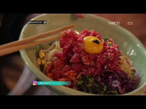 Kandungan Gizi Bibimbap, Nasi Campur Khas Korea