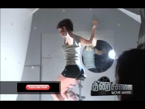 Gravity Movie Making   Tamil   Varnam TV