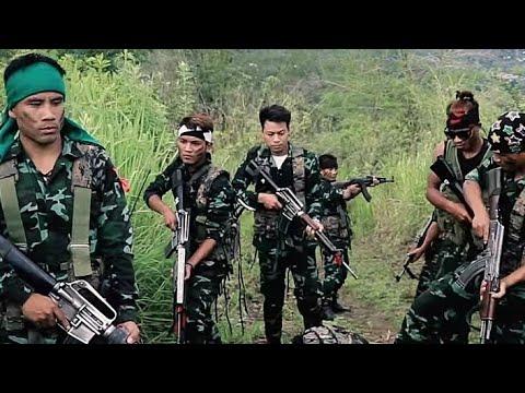Kuki army/patrolling - YouTube