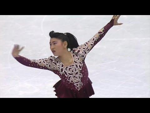 [HD] 伊藤みどり Midori Ito - 1992 Albertville Olympic - Free Skating