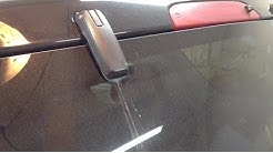 Ford Escape Liftgate Glass Hinge Replacement
