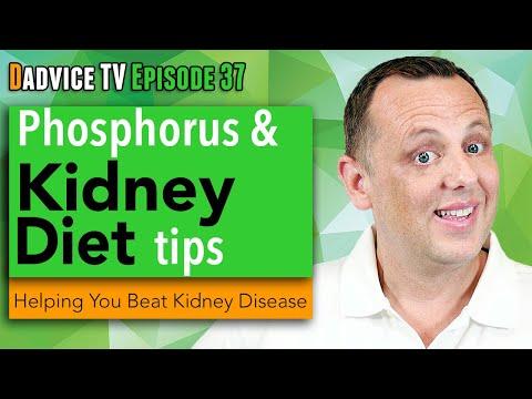 Phosphorus and Chronic Kidney Disease Treatment. Renal diet tips to avoid kidney failure & dialysis