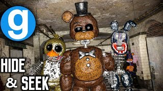 The Joy of Creation Pill Pack Hide and Seek Ignited Freddy | Five Nights at Freddy's Gmod