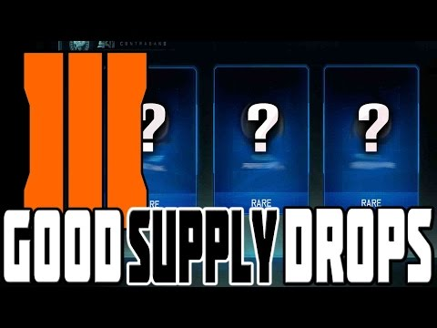 HOW TO GET GOOD SUPPLY DROPS IN BLACK OPS 3! Always Get Rare, Legendary & Epic Items In BO3