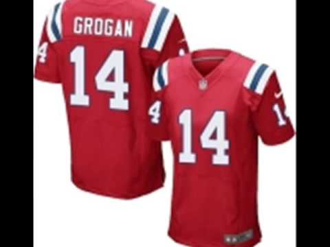 Steve Grogan Jersey Only $69.95
