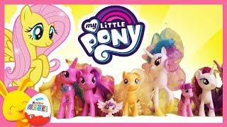 Histoires Mon petit Poney - compilation My Little Pony Titounis Touni toys
