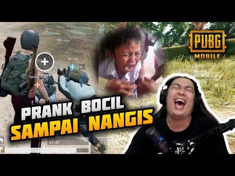 AWALNYA BACOT UJUNG2NYA NANGIS - PUBG MOBILE INDONESIA
