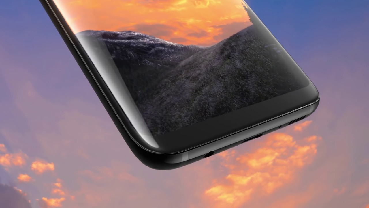 Das Samsung Galaxy S8 | S8+ mit Infinity Display in ...
