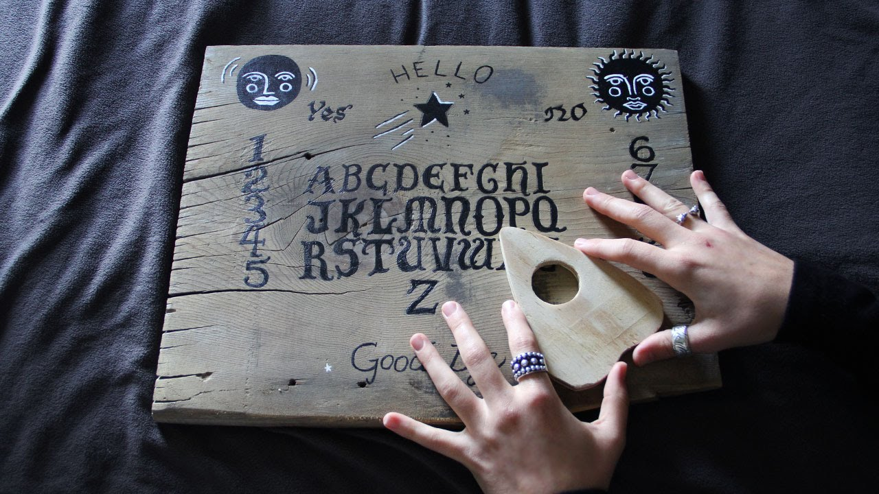 truth about ouija boards