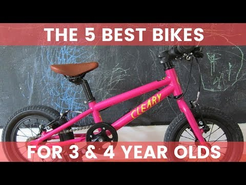 5 Best Bikes for Your 3 to 5 Year Old: A Guide to 12 Inch