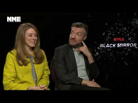 Download Youtube: Black Mirror Season 4: Charlie Brooker and Annabel Jones on the new series of the Netflix show