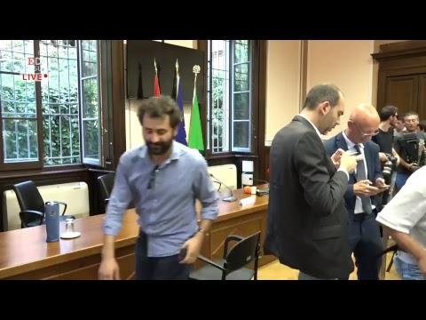 Milano, incontro Salvini-Orban: la conferenza stampa