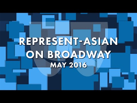 Panel: Represent-Asian on Broadway | Actors' Equity Association