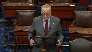 Schumer Says There Will Be an Impeachment Trial for Trump
