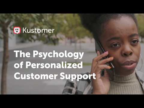 The Psychology of Personalized Customer Service