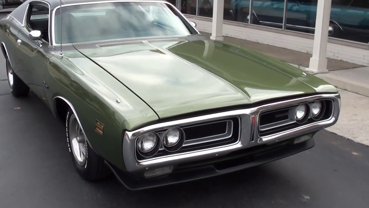 1971 Dodge Charger 500 25 900 00 Youtube