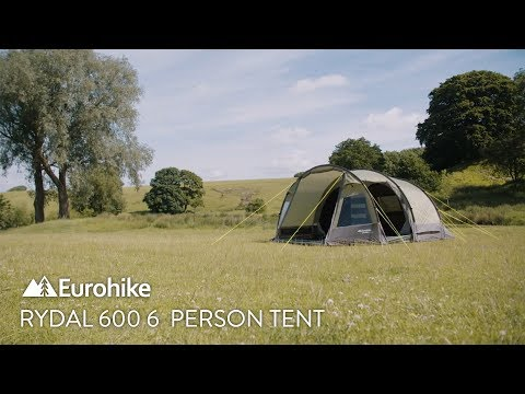 Eurohike Rydal 600 | Product Video