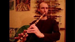 Уроки кавал нэй курай - 1 - Два способа звукоизвлечения - заказать, купить флейту кавал, нэй