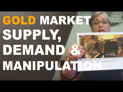 Gold Market Supply, Demand and Manipulation Of Gold Prices - Just A Little Peek