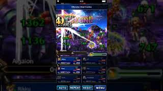 Aigaion FFBE : 5TK with A2