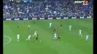 real madrid 1-3 mallorca liga española, 2008/2009, jornada 37
