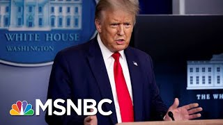 Eugene Robinson: Trump Shouting His Racism. He Must Be Stopped | Morning Joe | MSNBC