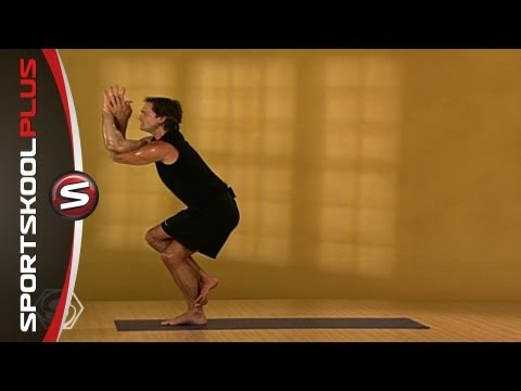 Yoga Vinyasa Flow Level 2 With Mark Stephens