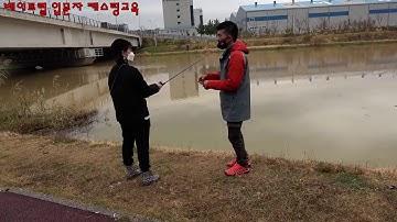 여성앵글러 베이트릴 캐스팅 교육 (feat. 연습만이 살길)