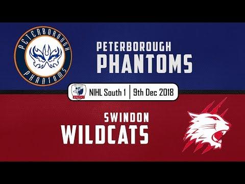 Highlights Phantom Vs Wildcats 09/12/18