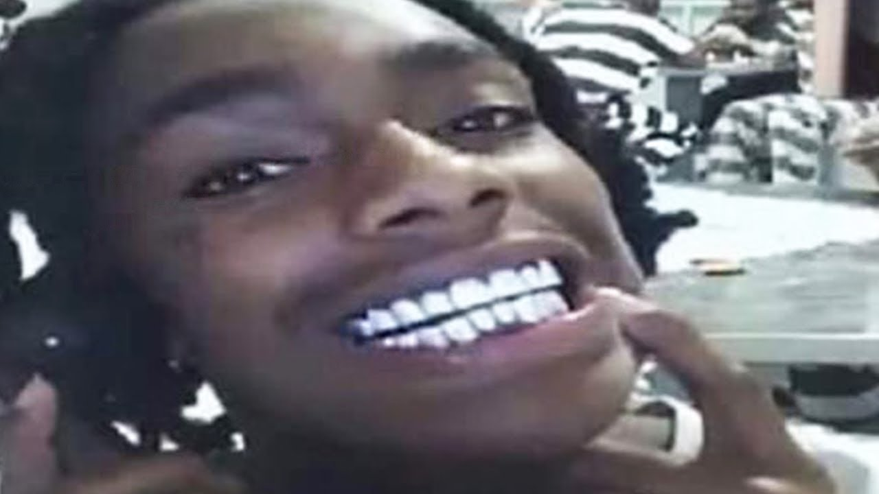 YNW Melly Smiles In Prison After Death Penalty News
