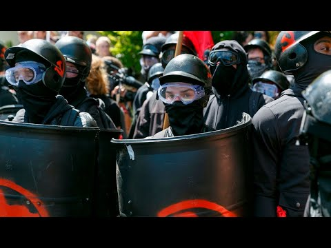 Antifa 'want To Destroy The Rule Of Law, The Constitution And The Republic'