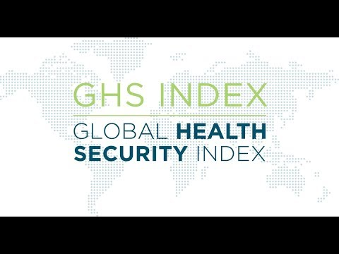 2019 Global Health Security Index
