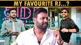 இப்போலாம் Unknown Call பாத்த பயம்தான்..! | RJ Sarithiran Interview | Big FM Sarithiran Narithanam