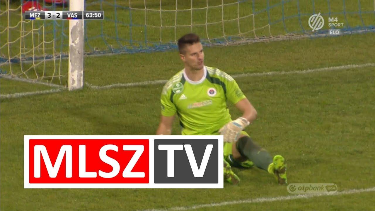 Berecz Zsombor  gólja a Mezőkövesd Zsóry FC – Vasas FC mérkőzésen