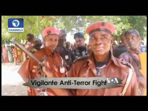 Africa 54: Vigilante Anti-Terror Fight