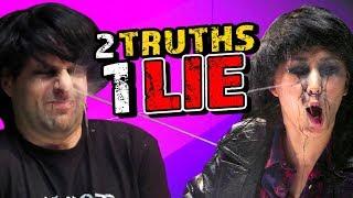 2 TRUTHS, 1 LIE - EMO EDITION