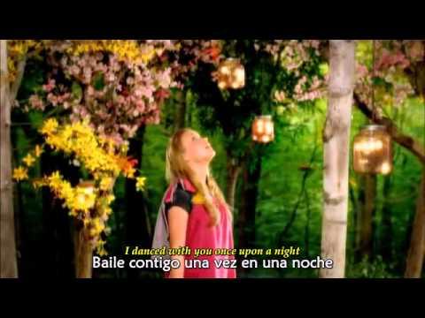 Once Upon A Dream - Emily Osment (sub Español - English) HD