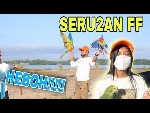 HEBOH !!!! | SERU -SERUAN FF ( MASJID AL-ALAM )