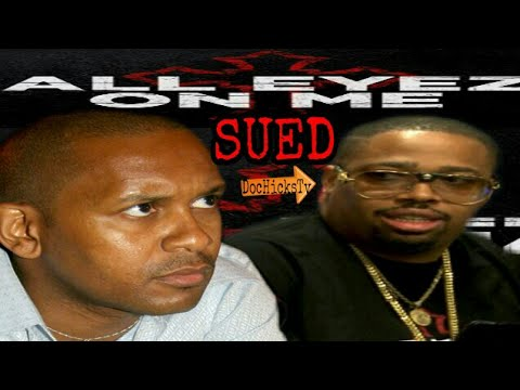 All Eyez On Me Sued By Kevin Powell Of Vibe Magazine For Stolen Tupac Interviews | DocHicksTv