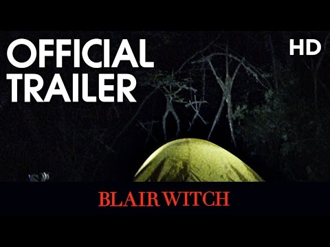 Blair Witch (2016) Official Trailer 2 [HD] streaming vf