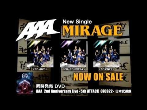 AAA / MIRAGE(TV SPOT)