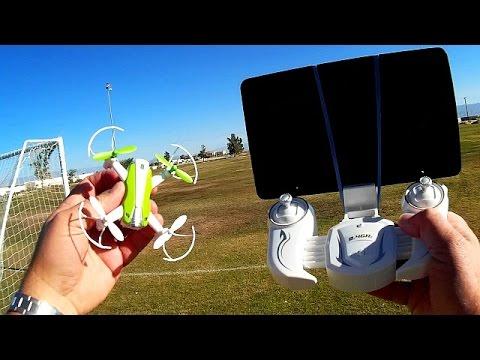 Cheerson CX-17 Cricket Micro FPV Drone Flight Test Review