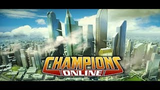 Champions Online - i was away for a very long time.