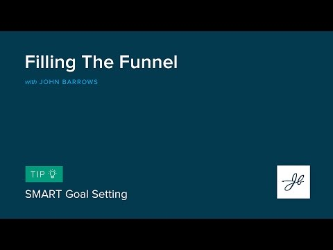 Sales Training - SMART Goal Setting