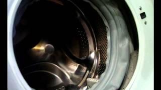 2 серия Ремонт СМ Ariston ARSL100 Слетела манжета(Ремонт стиральной машины Ariston. Слетела манжета стиральной машины. Установка манжеты. Как установить уплотн..., 2016-03-09T14:05:21.000Z)